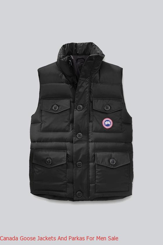 Canada Goose Jackets And Parkas For Men Sale