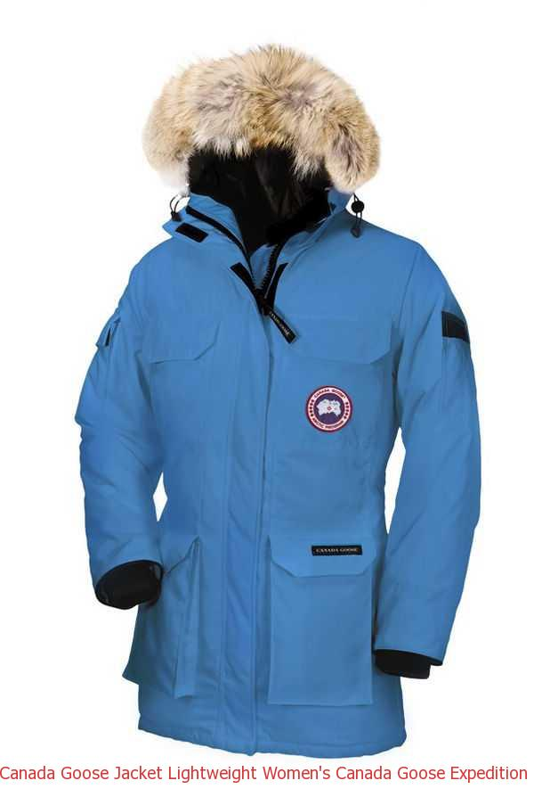 Canada Goose Jacket Lightweight Women s Canada Goose Expedition Parka Blue  Topaz 703a0e6ea