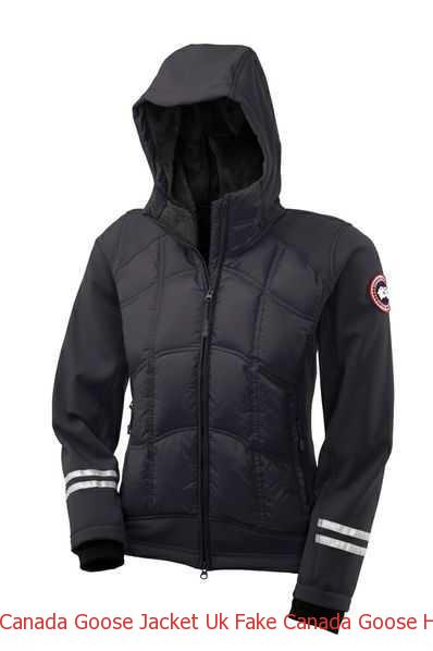 Canada Goose Jacket Uk Fake Canada Goose Hybridge Hoody Black For Men – Canada  Goose Sale cef4f4032